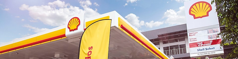 Shell Station Mexico